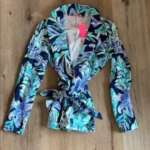 Lilly Pulitzer sample jacket